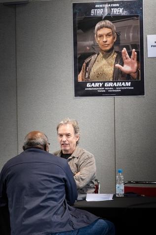 Gary Graham - Star Trek -